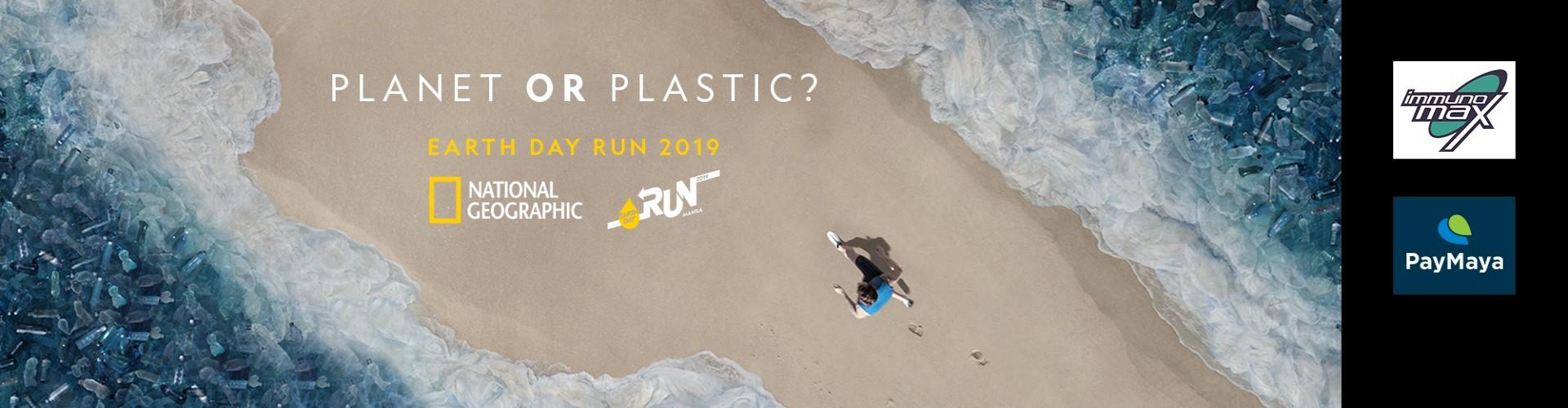 NATGEO Earth Day Run 2019