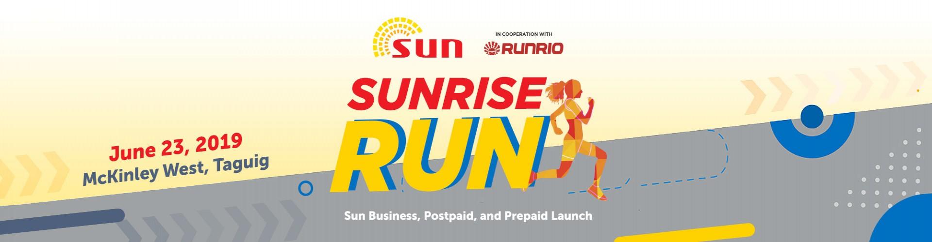 Sunrise Run 2019