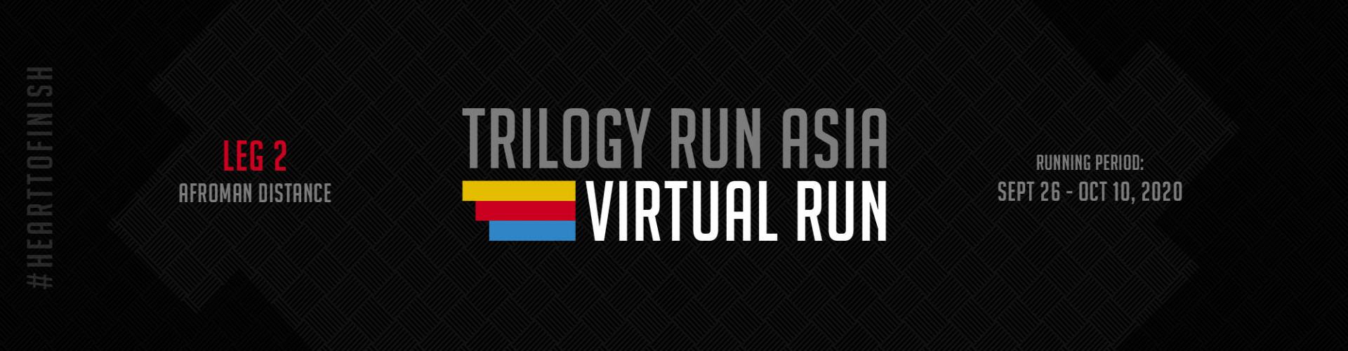 TRILOGY Run Asia Leg 2