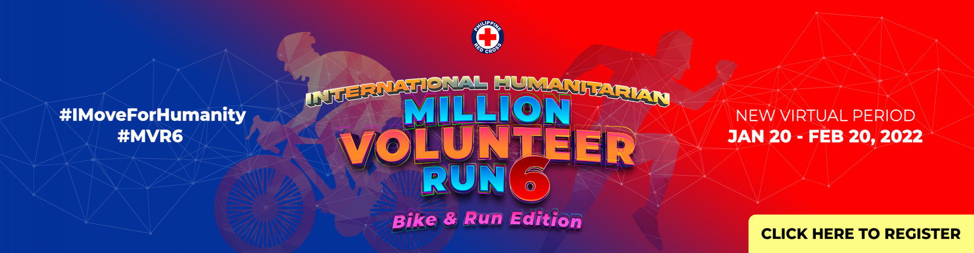 Philippine Red Cross MVR-6