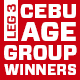 RUNRIO Trilogy Leg 3 Age Category Winners (Cebu)