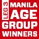 RUNRIO TRILOGY LEG 3 AGE GROUP CATEGORY WINNERS! (MANILA)