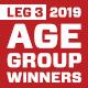 RUNRIO TRILOGY 2019 LEG 3 AGE GROUP WINNERS!
