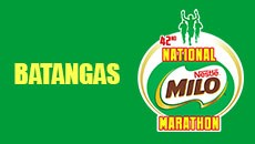 42nd National MILO Marathon - Batangas Leg