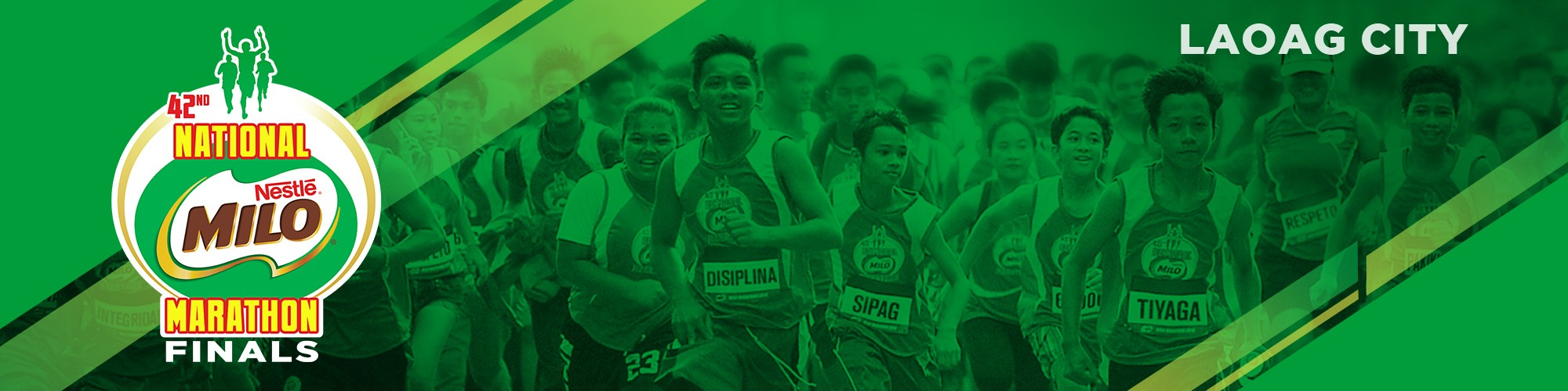 42nd National MILO Marathon - Laoag Leg