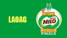 42nd National MILO Marathon - Laoag Leg