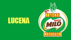 42nd National MILO Marathon - Lucena Leg
