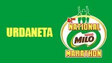 42nd National MILO Marathon - Urdaneta Leg