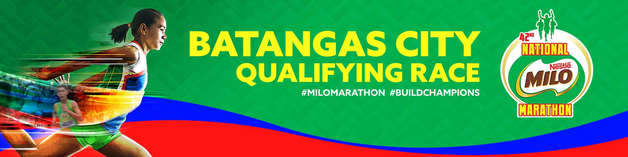 2019 National MILO Marathon Batangas City