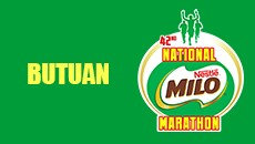 42nd National MILO Marathon - Butuan Leg