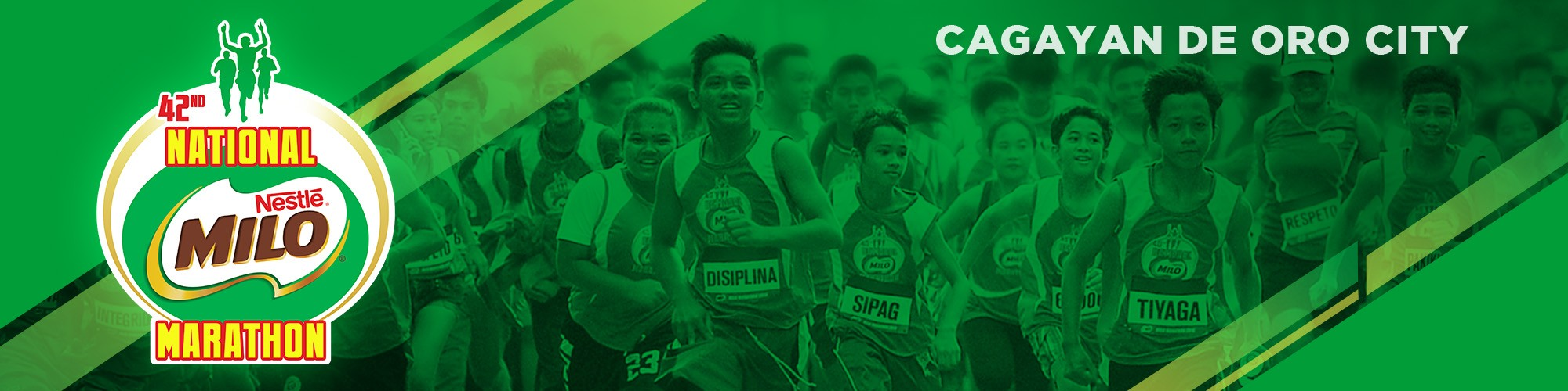 42nd National MILO Marathon - Cagayan De Oro Leg