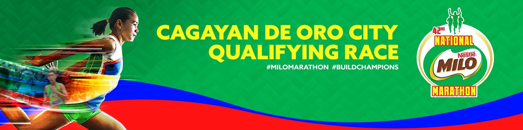 2019 National MILO Marathon CDO