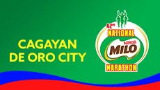 2019 National MILO Marathon CDO