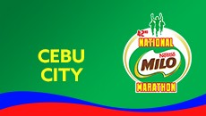 2019 National MILO Marathon Cebu City