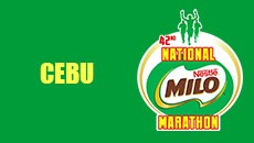 42nd National MILO Marathon - Cebu Leg