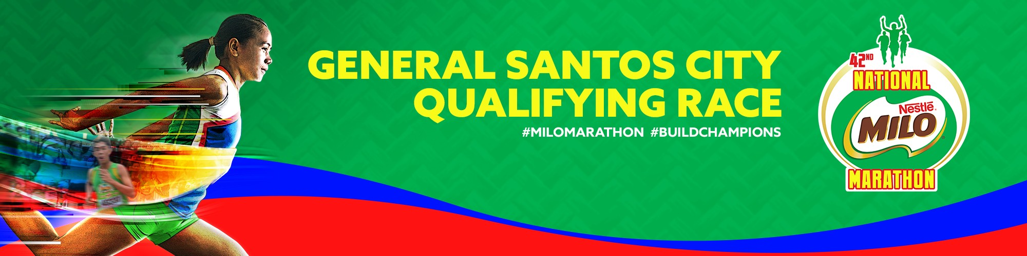 2019 National MILO Marathon General Santos City
