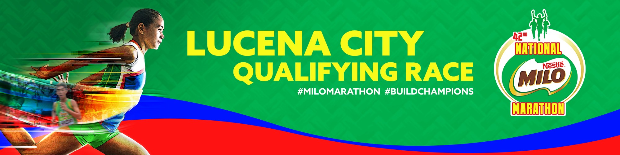 2019 National MILO Marathon Lucena City