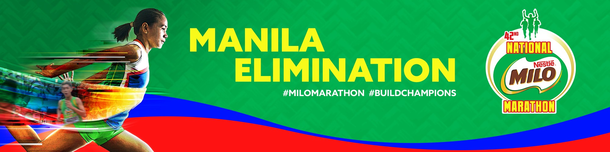 2019 National MILO Marathon Manila Elimination
