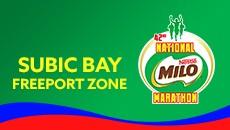 2019 National MILO Marathon Subic Bay Freeport Zone