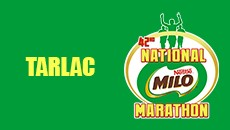 42nd National MILO Marathon - Tarlac Leg