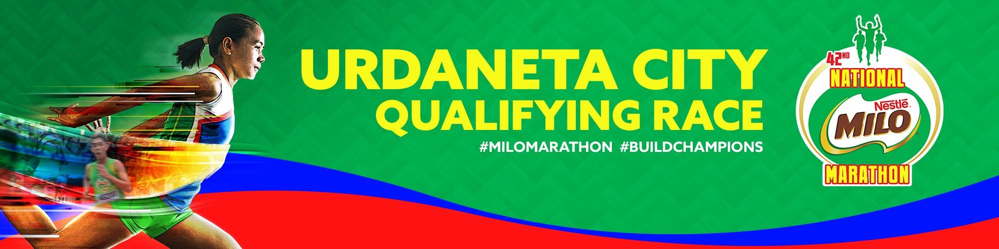 2019 National MILO Marathon Urdaneta City