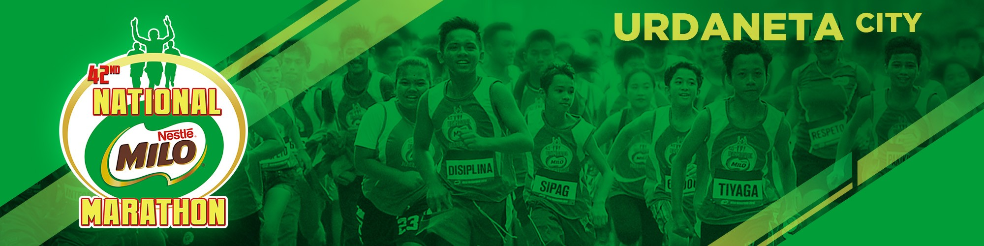 42nd National MILO Marathon - Urdaneta Leg