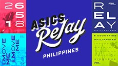 ASICS Relay Run