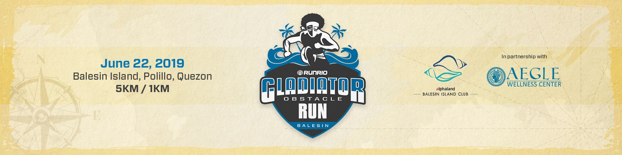 Gladiator Obstacle Run