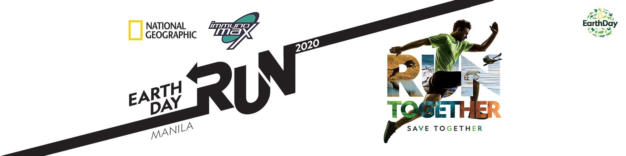 NATGEO Earth Day Run 2020