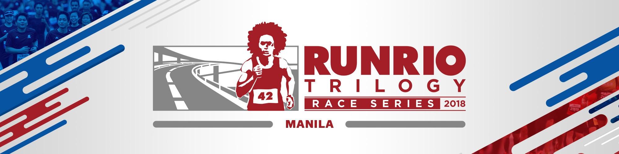 RUNRIO Trilogy Manila Leg 1