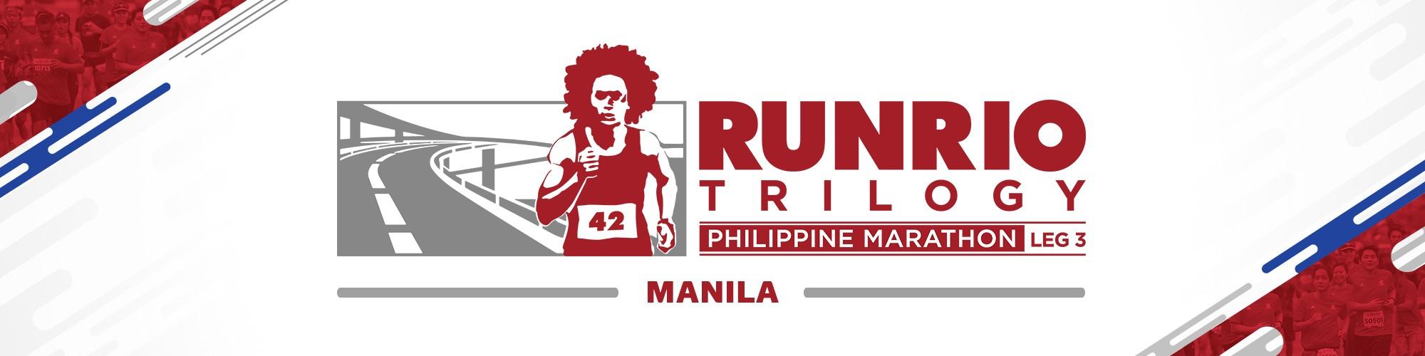 RUNRIO Trilogy Manila Leg 3
