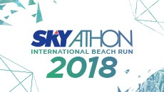 SKYathon International Beach Run