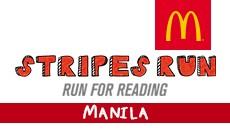 Stripes Run Manila