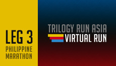 TRILOGY RUN ASIA 2020 Leg 3 - VIRTUAL RUN